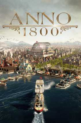 Anno 1800 Torrent Download Full PC Game