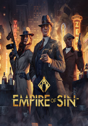 Empire of Sin Torrent Download Full PC Game