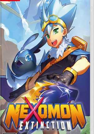 Nexomon Extinction Torrent Download Full PC Game