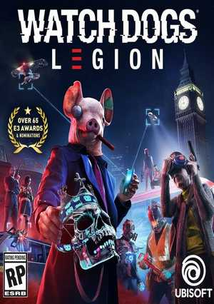 Watch Dogs Legion Torrent Download Full PC Game