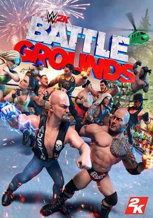 WWE 2K Battlegrounds Torrent Download Full PC Game