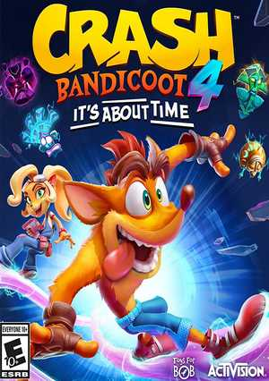 Crash Bandicoot 4 It's About Time Torrent Download Full PC Game