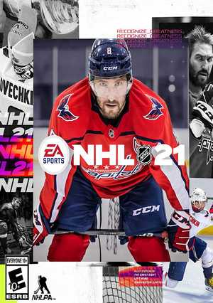 NHL 21 Torrent Download Full PC Game