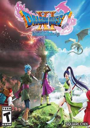 Dragon Quest XI S: Echoes of an Elusive Age – Definitive Edition Torrent Download Full PC Game