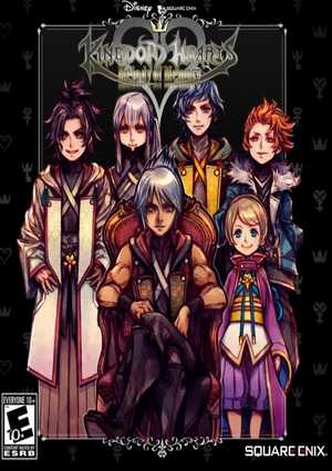 Kingdom Hearts: Melody of Memory Torrent Download Full PC Game