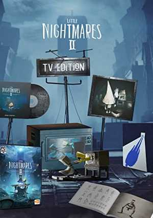 Little Nightmares 2 Torrent Download Full PC Game