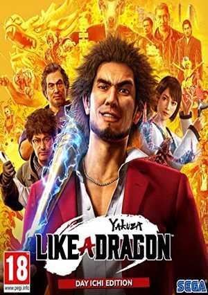 Yakuza: Like a Dragon Torrent Download Full PC Game