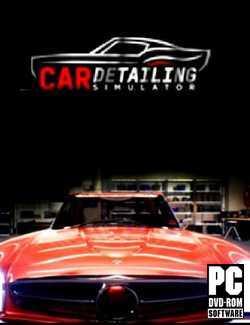 Car Detailing Simulator Torrent Download Full PC Game