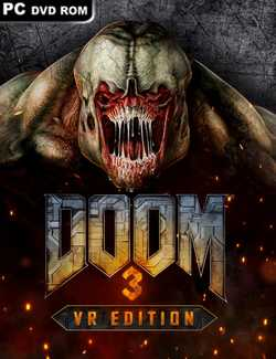 Doom 3 VR Edition Torrent Download Full PC Game