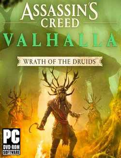 Assassin's Creed Valhalla Wrath Of The Druids Torrent Download Full PC Game