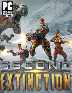 Second Extinction Torrent Download Full PC Game