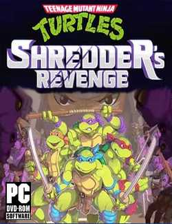 Teenage Mutant Ninja Turtles Shredder's Revenge Torrent Download Full PC Game