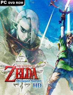 The Legend of Zelda: Skyward Sword HD Torrent Download Full PC Game