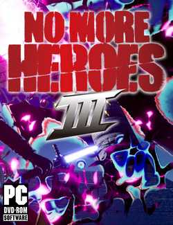No More Heroes 3 Torrent Download Full PC Game