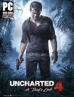 Uncharted 4 A Thief's End Torrent Download Full PC Game