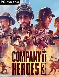 Company of Heroes 3 Torrent Download Full PC Game