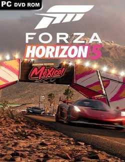 Forza Horizon 5 Torrent Download Full PC Game