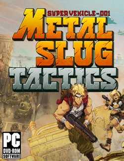 Metal Slug Tactics Torrent Download Full PC Game