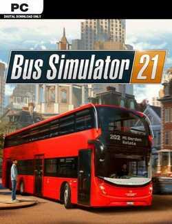 Bus Simulator 21 Torrent Download Full PC Game