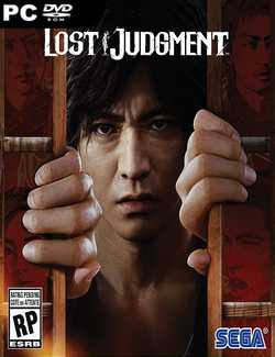 Lost Judgment Torrent Download Full PC Game