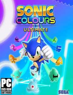 Sonic Colors: Ultimate Torrent Download Full PC Game