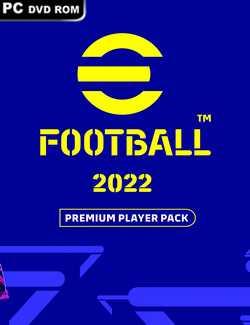 eFootball 2022 Premium Player Pack Torrent Download Full PC Game