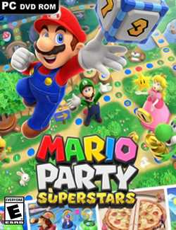 Mario Party Superstars Torrent Download Full PC Game